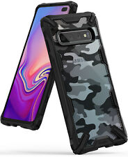 Samsung Galaxy S10, S10 Plus, S10e Ringke [FUSION-X DDP DESIGN] Tough Cover Case