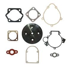 Black CNC Cylinder Head&Gasket Set Fit 80cc Motorized Bicycle Bike Motor Engine