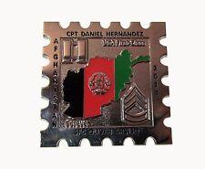 CPT Daniel Hernandez Challenge Coins