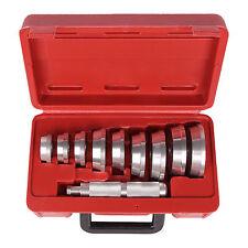 11PC Wheel Bearing Race & Seal Driver Set Aluminium Universal Kit 39.5 - 81mm