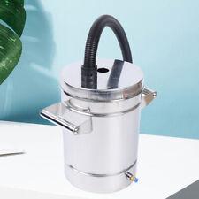 8L Universal Small Stainless Steel Fluidized Powder Bucket Hopper 20mm Diameter