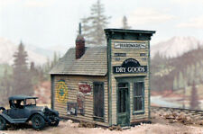 O ,On30 ,On3 , Jefferson Dry goods ,Resin building kit ,brand new reissue