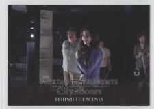 2013 Leaf The Mortal Instruments: City of Bones Behind the Scenes BHS-4 Card 0a1