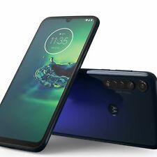 Motorola Moto G8 Plus 64GB(DARK BLUE) BUNDLE PACKAGE