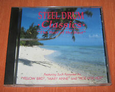 "Steel Drum Classics CD "" THE BEST OF THE BEST "" Barefoot"