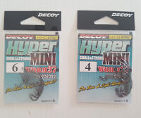 Ami Decoy Worm 27 Hyper Mini, Finesse, Made in Japan