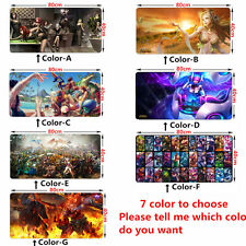 New Large Size 800*400*3MM Speed Game Mouse Pad Mat Laptop Gaming Mousepad