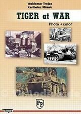 Trojca TIGER at War Panzer VI im Einsatz Sturmtiger Jagdtiger Königstiger NEU