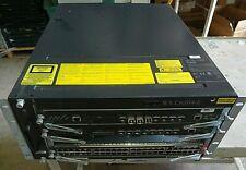 Cisco  WS-C6504-E Chassis 4-Slot WS-C6504-E 2XWS-SUP32-GE-3B WS-X6148A-GE45AF