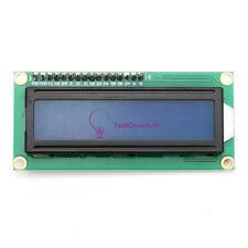 IIC/I2C/TWI/SP�€‹�€‹I Serial Interface1602 16X2 Character Blue LCD Module Display