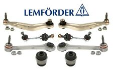 For BMW E60 E63 E64 Rear Susp Repair Kit Control Arms Ball Joints OEM Lemforder