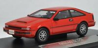 1/43 HI STORY HS020 RE 1983 NISSAN SILVIA (S12) TURBO RS-X RED model car