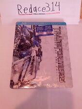 Transformers Revenge of the Fallen Blu-Ray Steelbook, Future Shop Factory Sealed