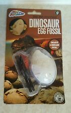 Grafix  Dig and Discover Dinosaur egg Fossil children's Playset.