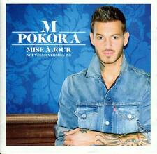 CD audio.../...M. POKORA.../...MISE A JOUR.....