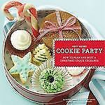 Very Merry Cookie Party: How to Plan and Host a Christmas Cookie Excha-ExLibrary