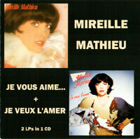 """Mireille Mathieu : """"Je vous aime"""""""