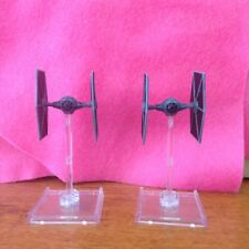 X-wing Miniatures, TIE Fighter x 2, Model Only