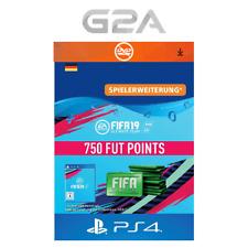 FIFA 19 Ultimate Team - 750 FUT Points [PS4] Playstation Network PSN Code DE