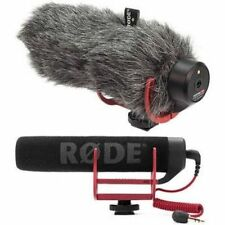 Rode VideoMic GO On-Camera Shotgun Microphone + VM GO Dead Cat