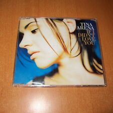 TINA ARENA - IF I DIDN'T LOVE YOU ( AUSTRALIA 3 TRACKS CD SINGLE )