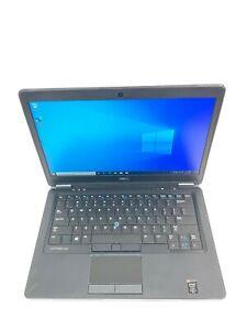 """Dell Latitude E7440 12.5"""" Core i7 4600U 2.1GHz 16GB RAM  512 GB SSD Win 10 Pro"""