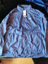 Nike Men's Packable Running Jacket - Size L - Style AJ7800-557