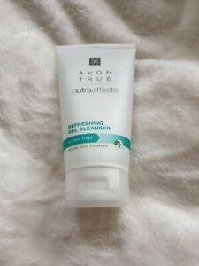 New Avon True Nutra Effects Refreshing Gel Cleanser 150ml
