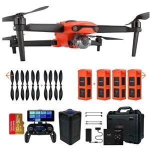 AUTEL EVO 2 PRO 6K V2 FOLDING DRONE HARD CASE COMBO