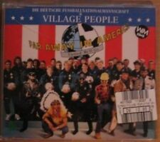 Village People Far away in America (1994; 2 tracks, & Deutsche Fußba.. [Maxi-CD]