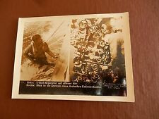 GENUINE WW2 GERMAN PRESS SYNDICATE PHOTOGRAPHS  MARTIME SUBJECT u boat 1