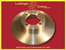 Rekord D   Bremsscheiben, Bremscheibensatz 238 mm,  (2 Stück)