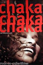 Chaka Khan 1992 The Woman I am Original Promo Poster