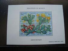 MONACO - timbre - yvert et tellier bloc n° 55 n** (Z2) stamp monaco