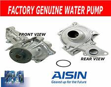 NEW OEM FACTORY AISIN WATER PUMP ASSY 16100-19295 WPT-108 TOYOTA COROLLA