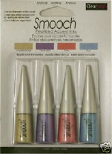SMOOCH Pearlized Accent Inks TWEEN SNICKERDOODLE GRAPE SODA TAFFY POOL
