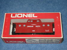 1973 Lionel 6-9165 Canadian Pacific Lighted Caboose New in Box L1609