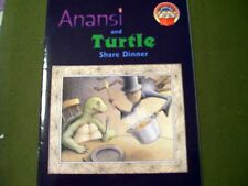 Grade 4 Level Anasi & Turtle Share Dinner by Della Rowland (Paperback)