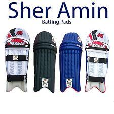 "MB Malik "" Sher Amin "" Cricket Batting Pads  New  Arrival"