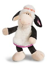 Nici Yoga weißes Schaf Sheep Jolly Mäh Malou 25 cm Plüschtier soft toy plush