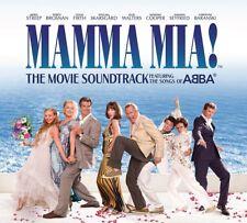 Mamma Mia!: The Movie Soundtrack - Various Artists (Album) [CD]