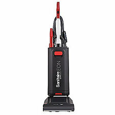 SANITAIRE Upright Vacuum,Air Flow 105 cfm,HEPA, SC5500A