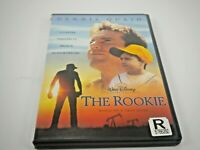WALT DISNEY THE ROOKIE DVD (GENTLY PREOWNED)