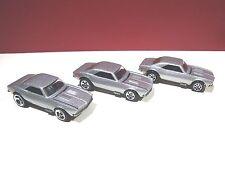 Hot wheels 67 camaro 5 pack three variations all 3 different wheels sp7, 5 3 rlc