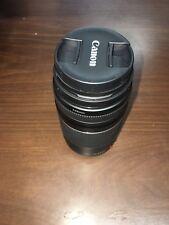 CANON Ultrasonic Zoom Lens EF 75-300mm Free Shipping