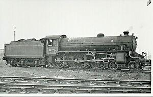 Ex LNER  Class B1 No 61386 at Frodingham Yard 1/12/65 R/Photo