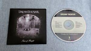 Dream Theater Train Of Thought 2011 Euro CD Album Card Sleeve Ex/Ex Prog Metal