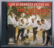 FELIX DEL ROSARIO Y SUS MAGOS DEL RITMO CD F.C