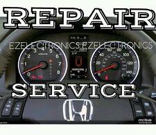 Honda CR-V instrument cluster REPAIR SERVICE 07 08 09 10 SPEEDOMETER CRV