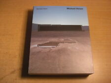 GERMANO CELANT MICHAEL HEIZER MILANO PRADA 97 CATALOGUE ENGLISH VERSION LAND ART